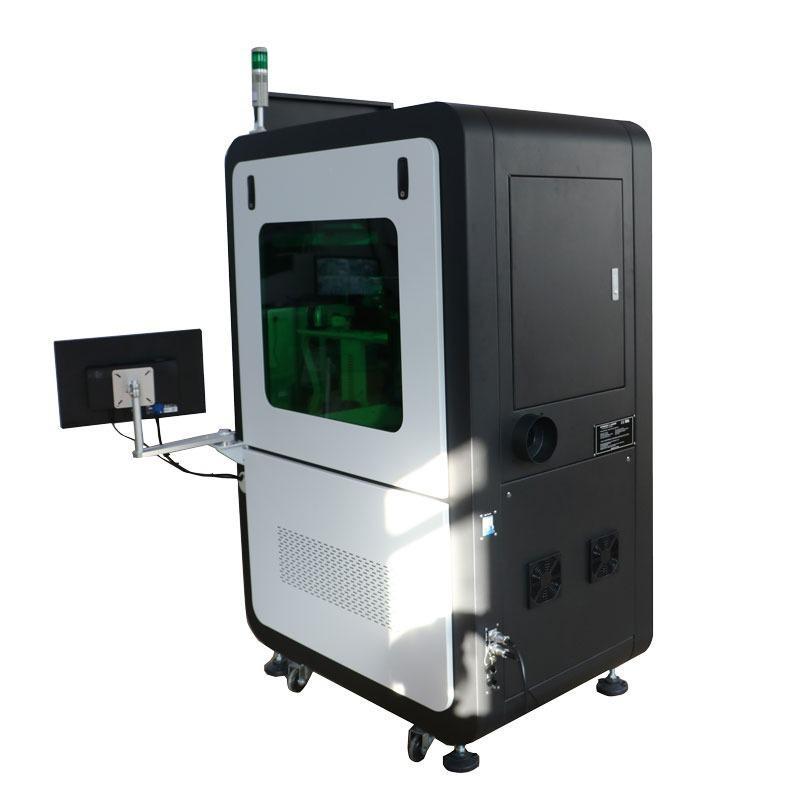 50 Watt Fiber Lazer Kesim Makinası