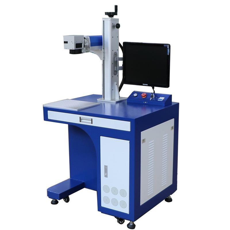 30 Watt Fiber Lazer Kesim Makinası